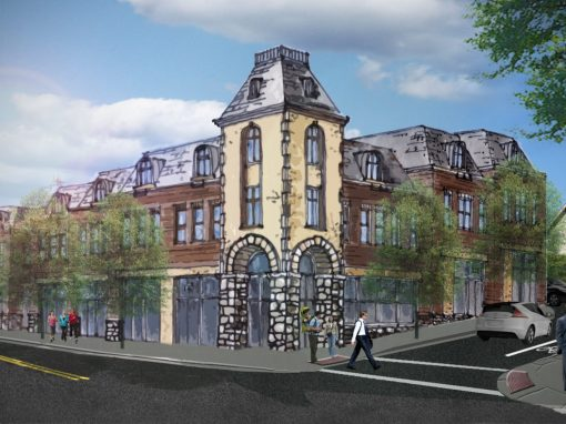 Clemson Plaza Revitalization, Brevard, NC