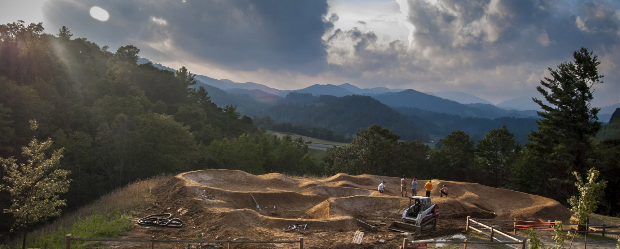 Rocky Knob Mountain Bike Park
