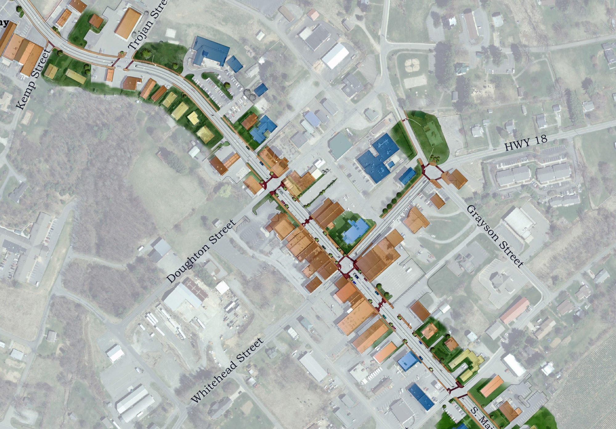 Sparta Streetscape Strategy