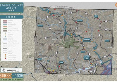 Stokes County Asset Map
