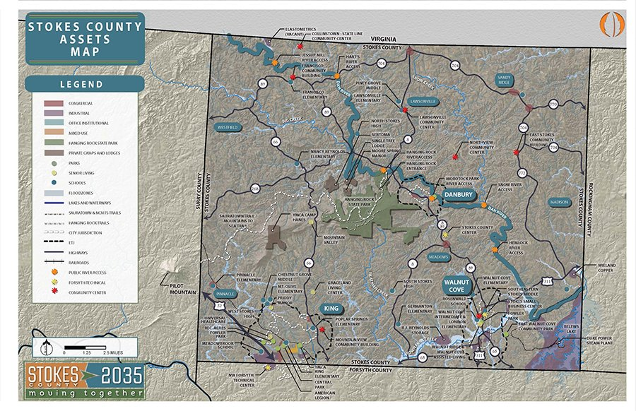 Stokes County 2035 Comprehensive Plan Destination By Design