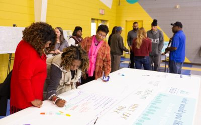 Public Engagement in Shelby, NC