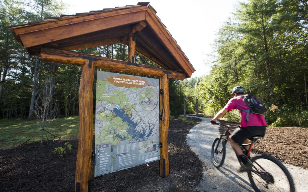 Fonta Flora State Trail Master Plans
