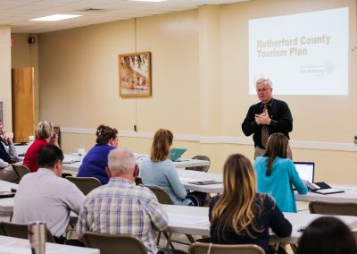 Rutherford County Public Meeting