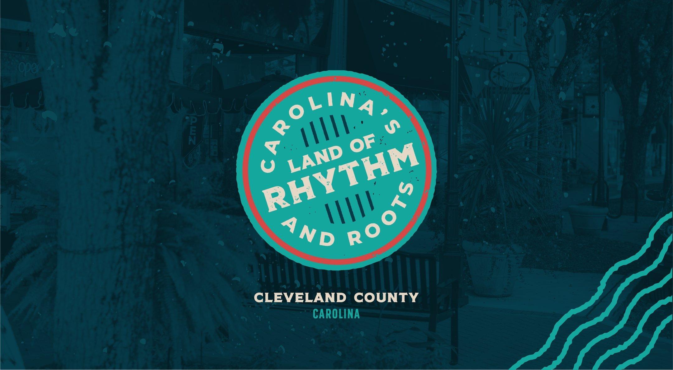 Visit Cleveland County logo