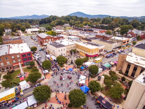 Downtown Lenoir, NC – Community Branding
