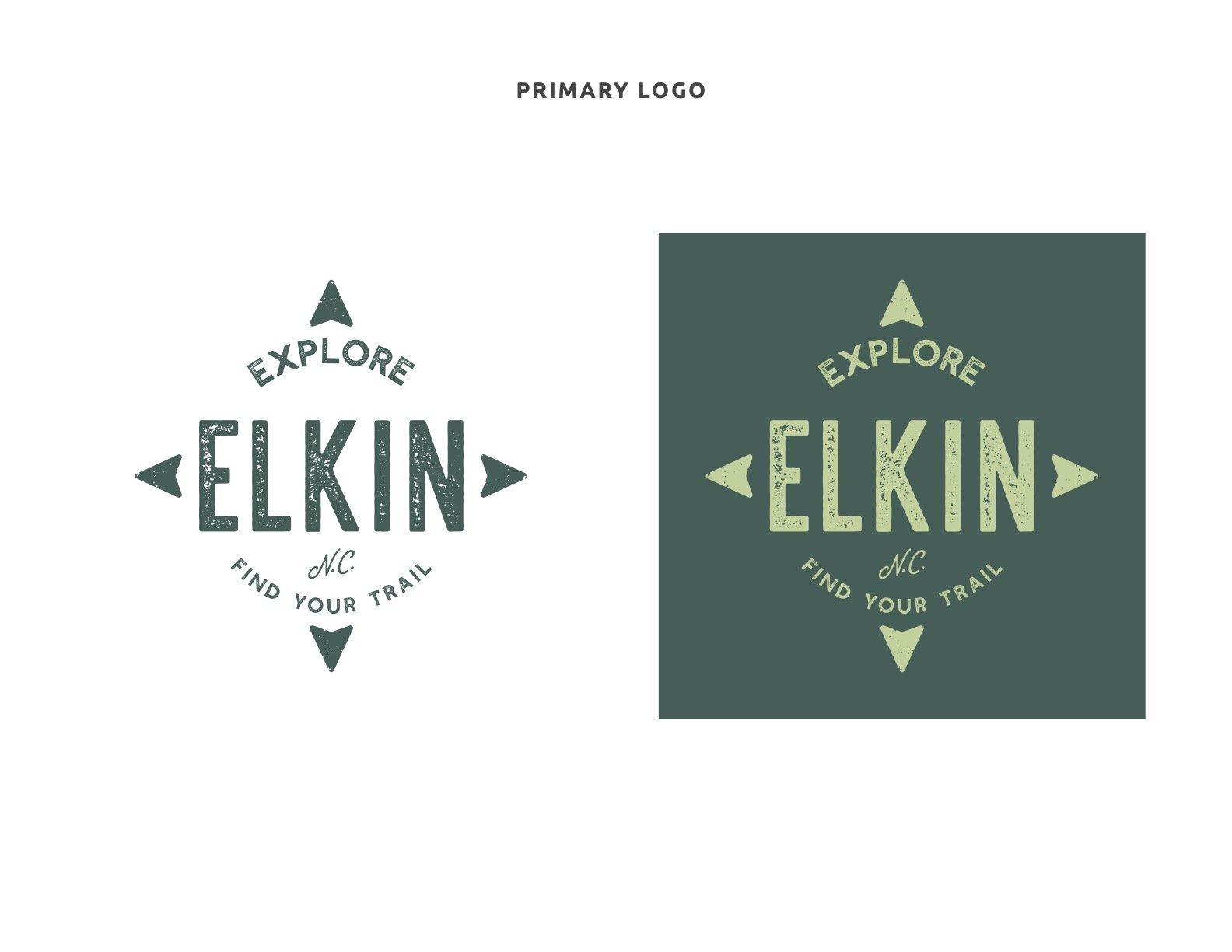 Elkin Primary Logo