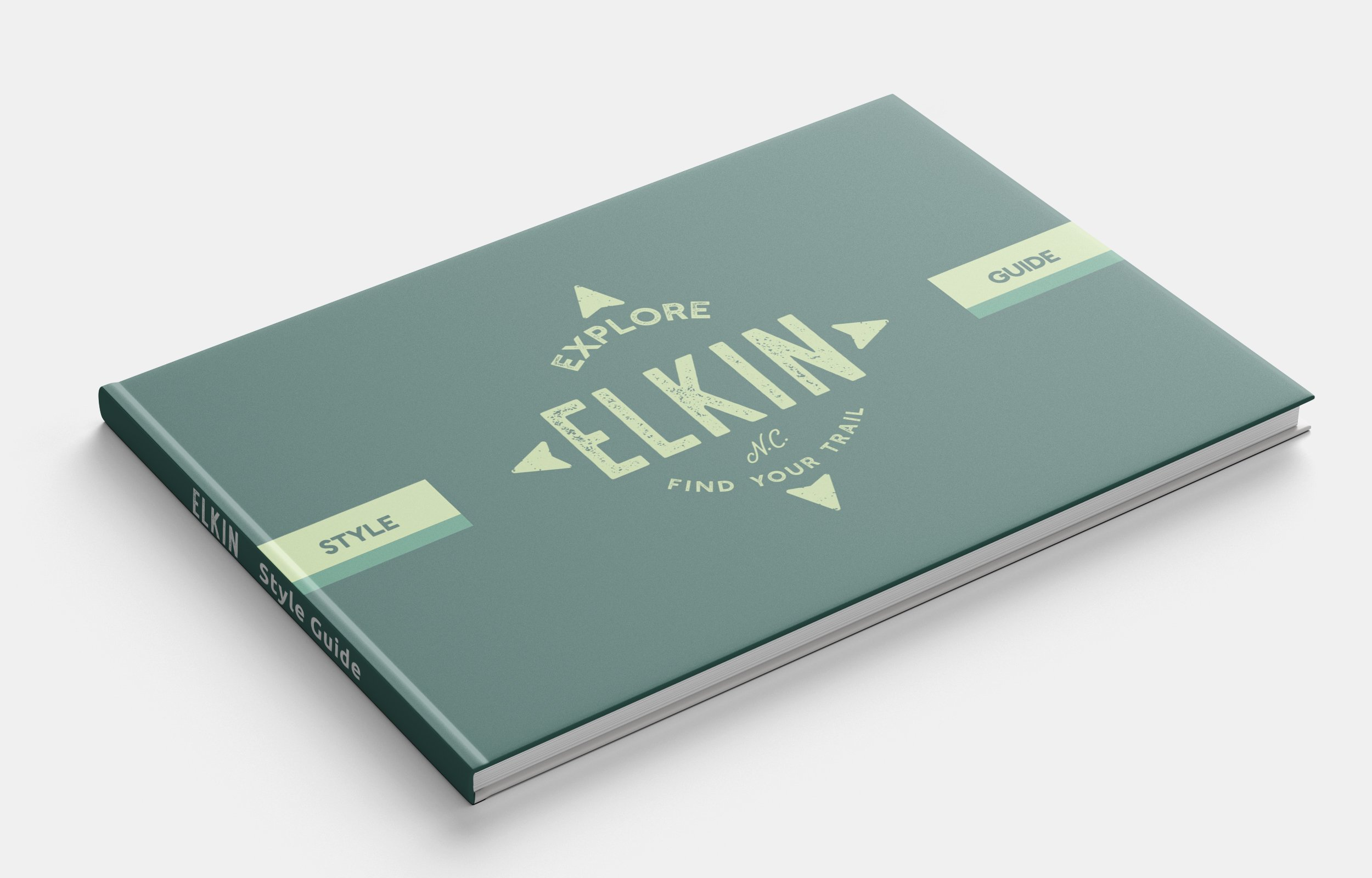 Elkin Brand Guide Cover