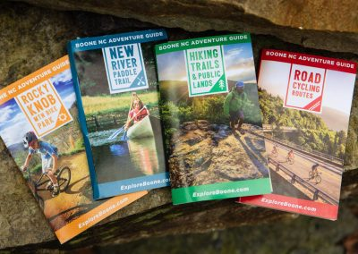 Watauga County Recreation & Tourism Maps