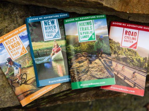 Watauga County Recreation & Tourism Maps