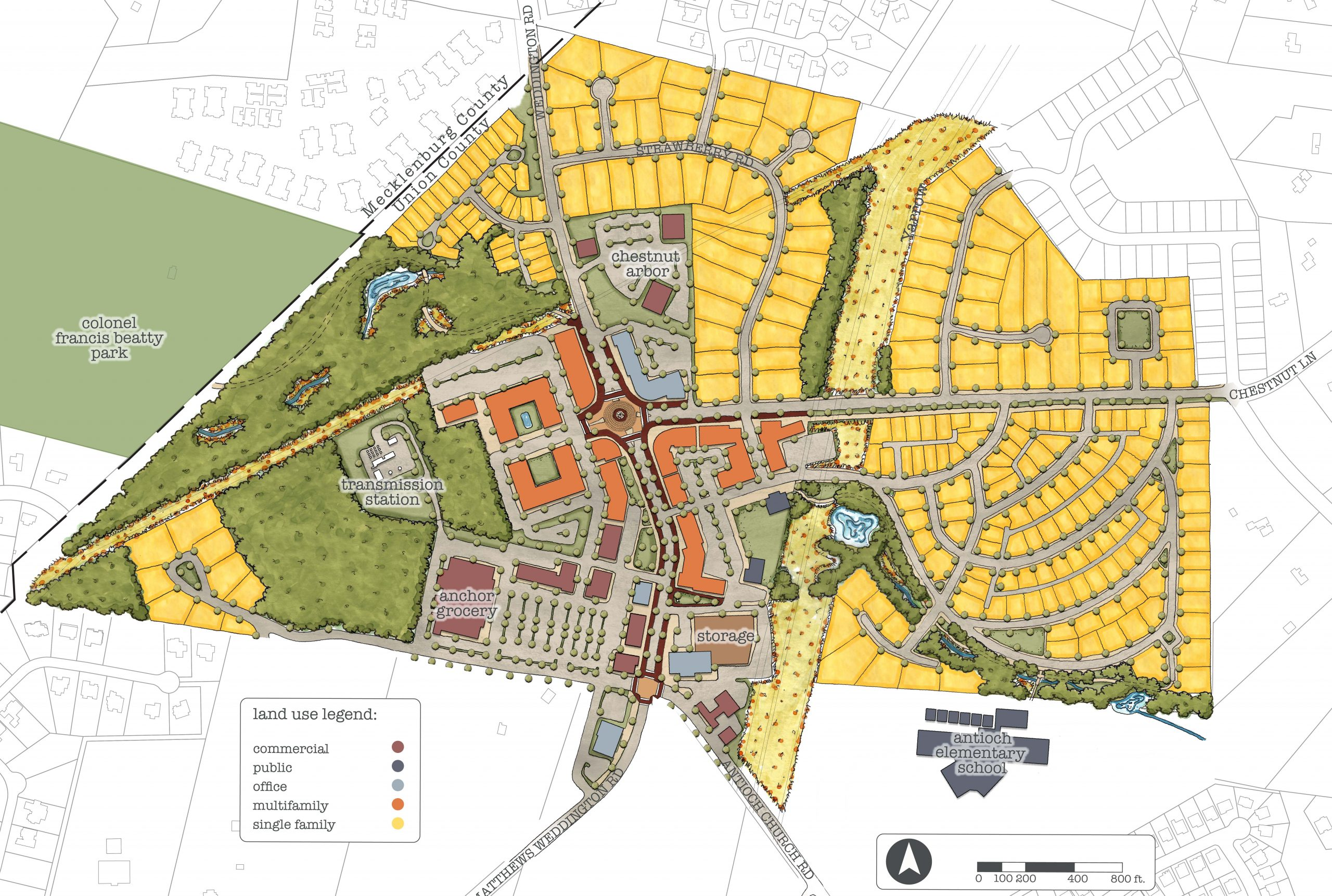 Civic Master Planning