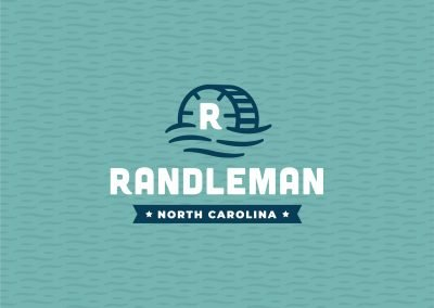 City of Randleman Brand