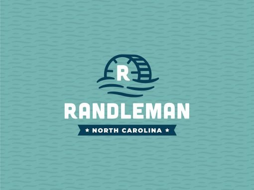 City of Randleman Brand