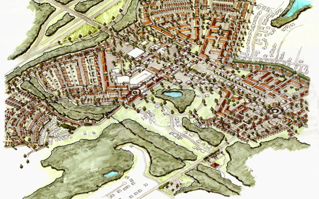 Town of Stallings Illustrative Small Area Plans