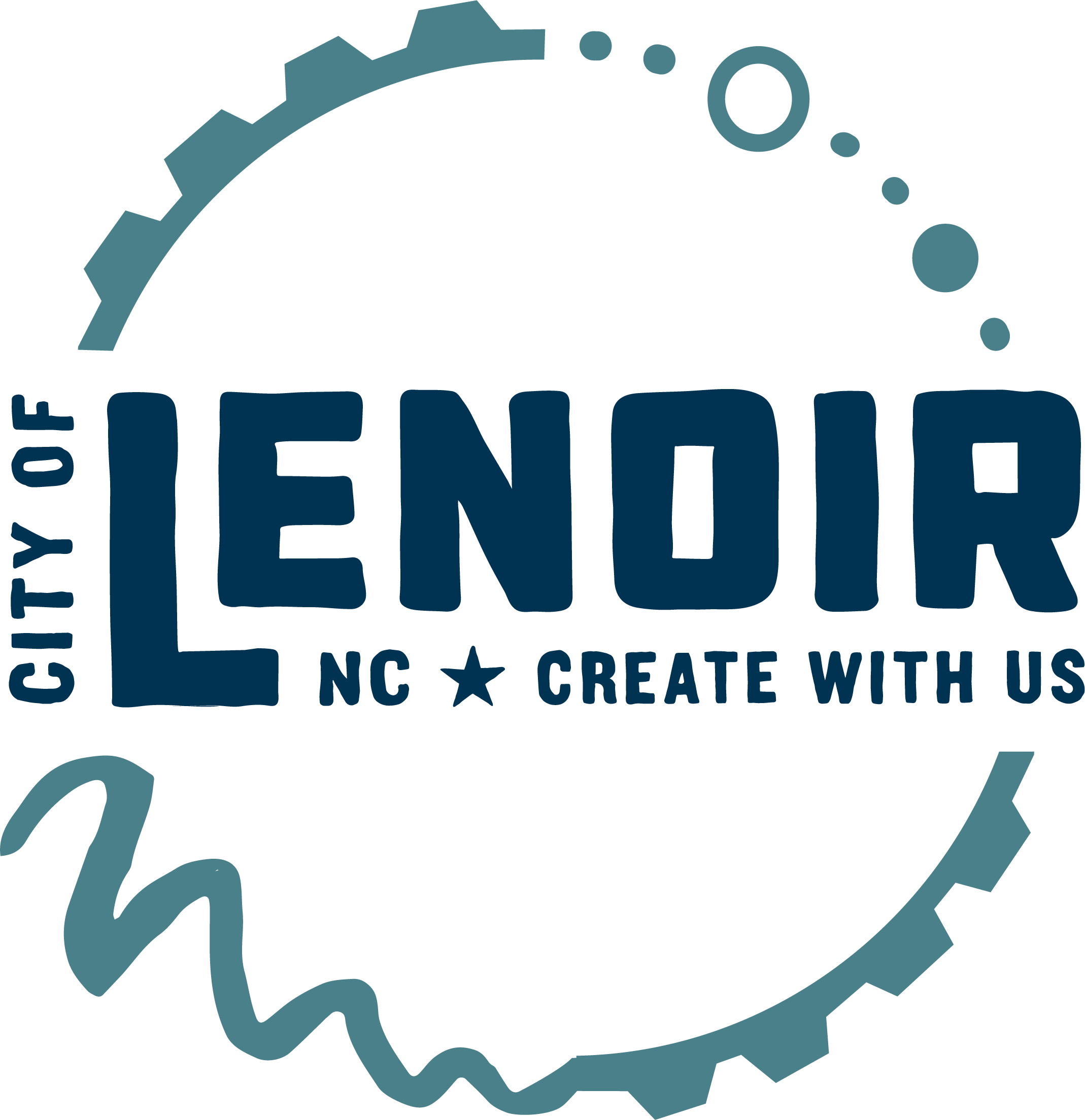 City of Lenoir Logo
