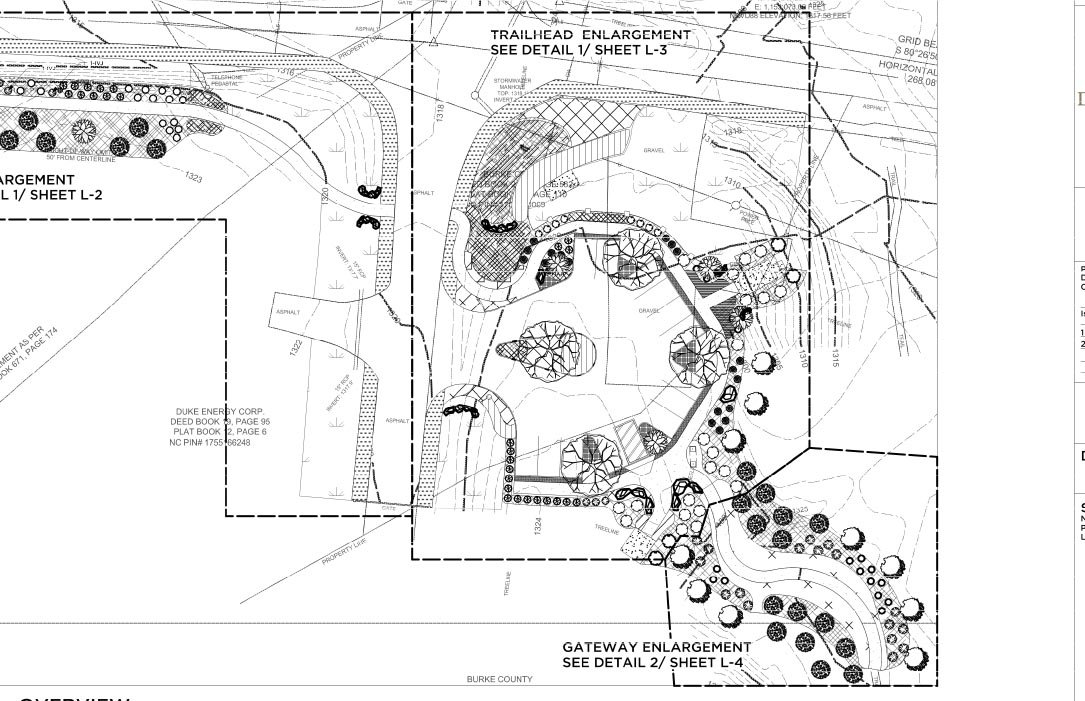 Trail Design & Construction Documents